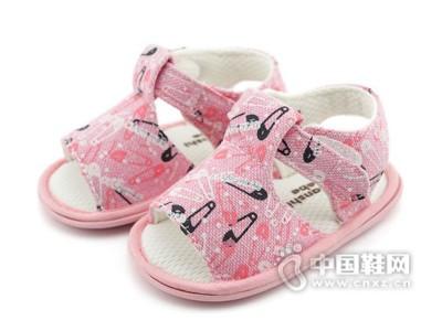 天使之婴防滑透气凉鞋