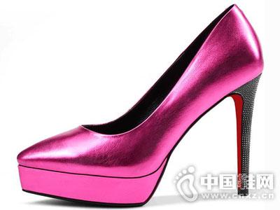红砂手工真皮鞋2016时装单鞋