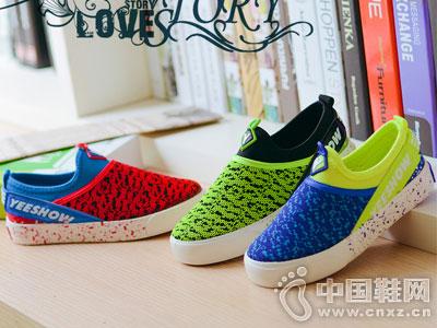 一休童帆布鞋新款产品