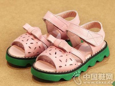 格慕隆女童凉鞋2016新款产品