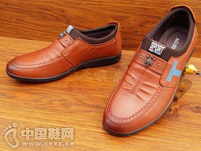 澳杰皮鞋2016新款产品