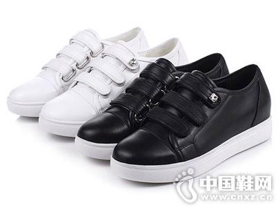 丹露精品女鞋2016新款休闲板鞋