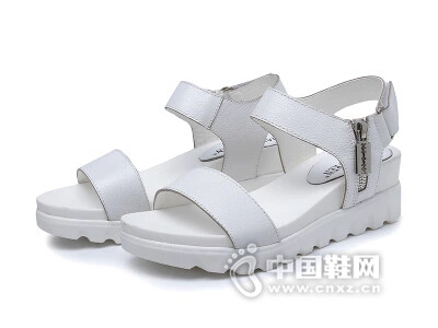 摩斯雷2016夏季时尚EVA橡胶女凉鞋