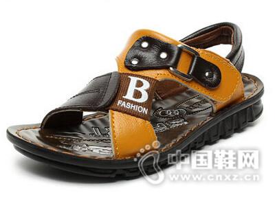 哈皮尼2016新款头层真皮凉鞋
