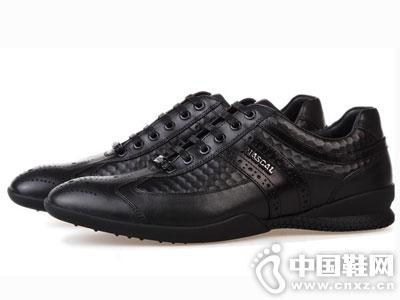 MASCAL时尚休闲皮鞋系列