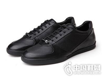 麦斯克尔2016时尚真皮商务皮鞋