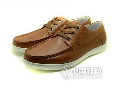 Agas/亚加斯英伦商务皮鞋