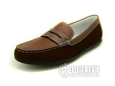 Agas/亚加斯商务休闲椰子小白潮鞋