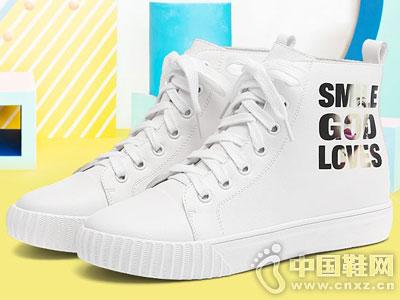 戈美其女鞋2016秋季新款产品