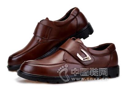 沃奈尔2016男士商务鞋