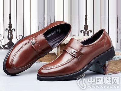 意尔康皮鞋2016秋季新款产品