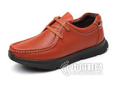 皮王狮丹2016轻质透气舒适男鞋