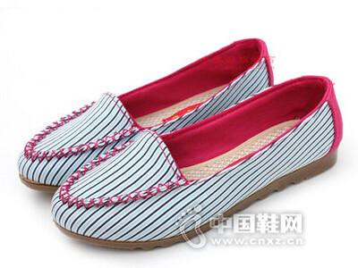 步鑫源2016时尚软底女单鞋