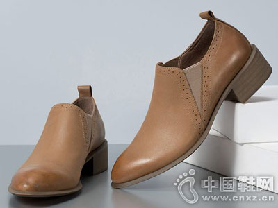 茵曼女鞋2016秋季新款产品