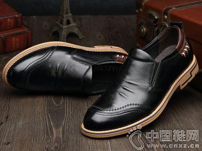 嘉瑞琪男鞋2016新款休闲皮鞋