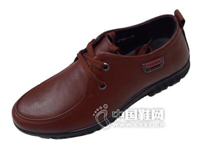 恒安利2016商务日常休闲皮鞋