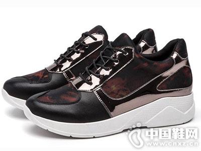 红火鸟休闲女鞋2016秋季新款产品