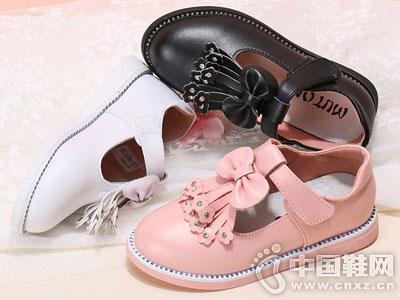 牧童童鞋2016秋冬新款女童皮鞋