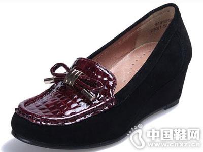 亨达(hengda)时尚休闲皮鞋2016秋季新款