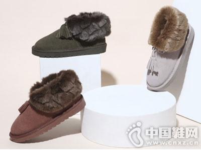 茵奈尔时尚女鞋2016秋季新款