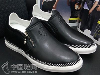 梵狄高内增高鞋2016秋冬新款休闲鞋