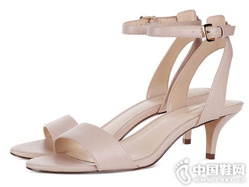 2018Nine West玖熙高跟凉鞋新款产品