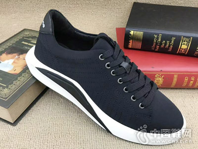 世尊2018男鞋休闲鞋新款产品