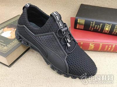 世尊2018男鞋新款休闲鞋产品