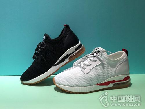 木林森2018休闲潮鞋运动鞋新品