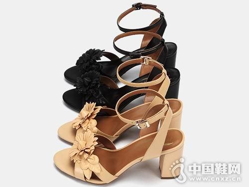 爱柔仕Aerosoles女鞋2018女鞋高跟凉鞋