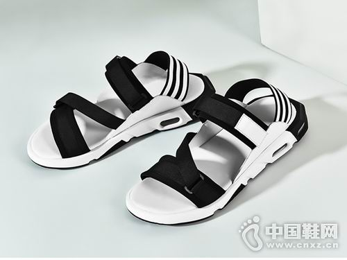 欧伦堡男鞋2018新款男休闲凉鞋