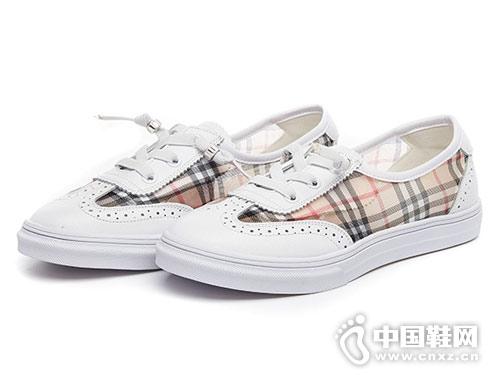 名典女鞋2018新款休闲鞋