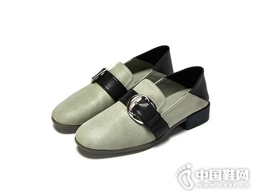 雅氏achette女鞋2018新款休闲单鞋