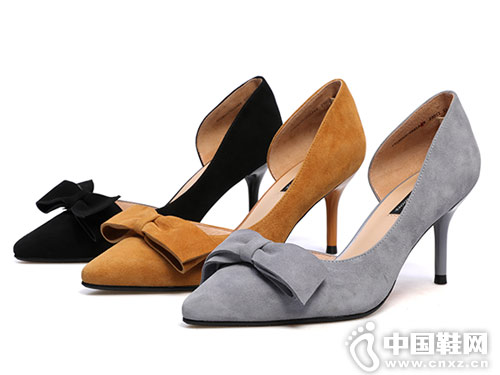 百田森女鞋2018新款中空凉鞋