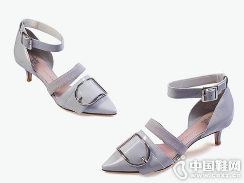 House of Avenues女鞋2018中空单鞋