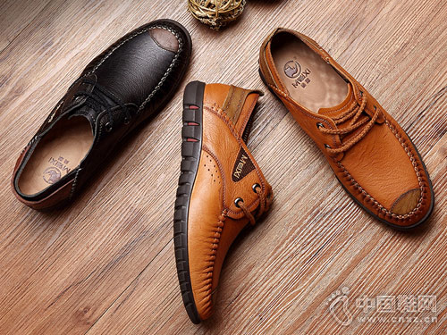 美犀皮鞋2018新款休闲鞋