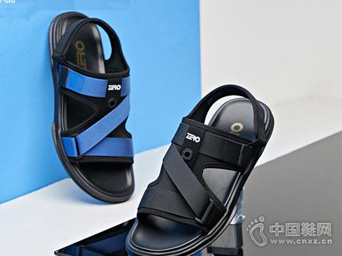 零度尚品Zero2018新款休闲凉鞋