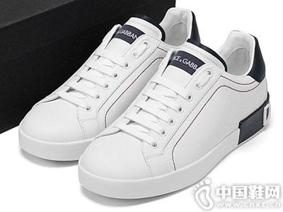 杜嘉班纳男鞋2018新款休闲板鞋