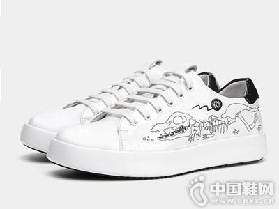乔比迈凯男鞋2018新款休闲板鞋