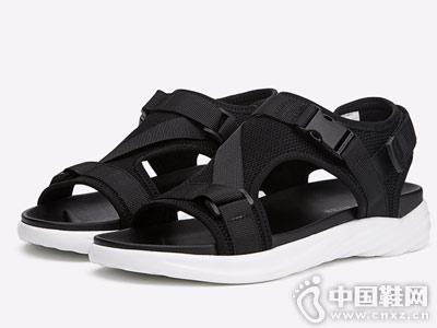 乔比迈凯男鞋2018新款运动凉鞋