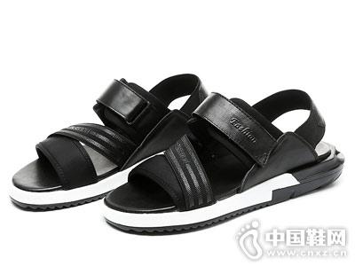 想川男鞋2018新款凉鞋