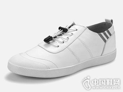 皓顿男鞋2018新款休闲板鞋