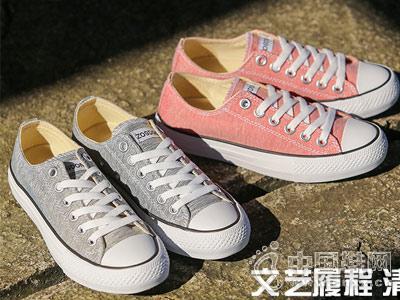 足下登时尚布鞋2018新款