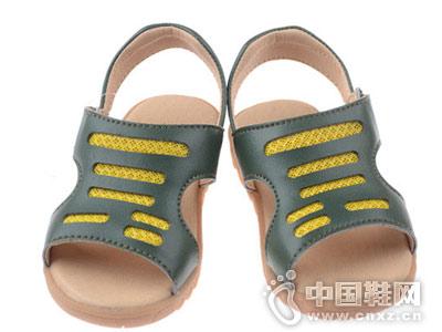 拉比童鞋2018新款男童凉鞋