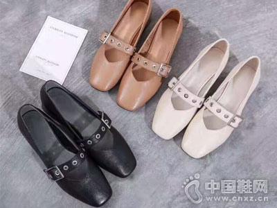欧米高女鞋2018新款休闲奶奶鞋