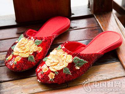 颂仙阁老北京布鞋新款工艺鞋