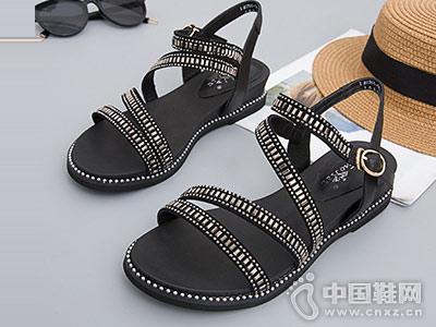 卡莉丹女鞋2018新款休闲凉鞋