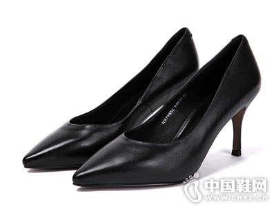 金妃猫女鞋新款产品高跟鞋