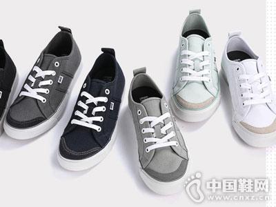 HOZ后街2018新款帆布鞋