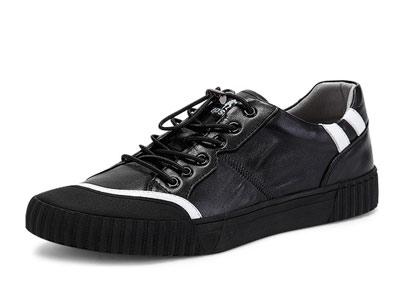 吉普森冬季男鞋韩版潮鞋真皮鞋子